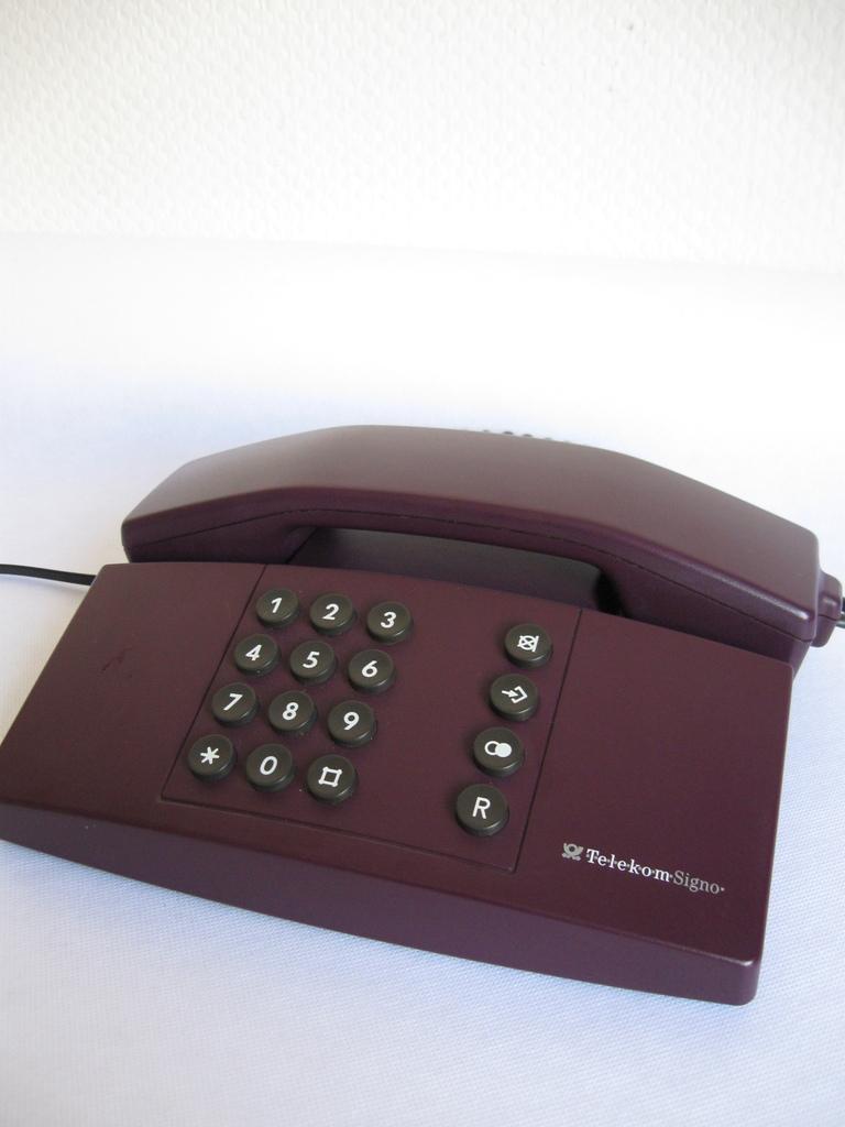 Telefon 90er