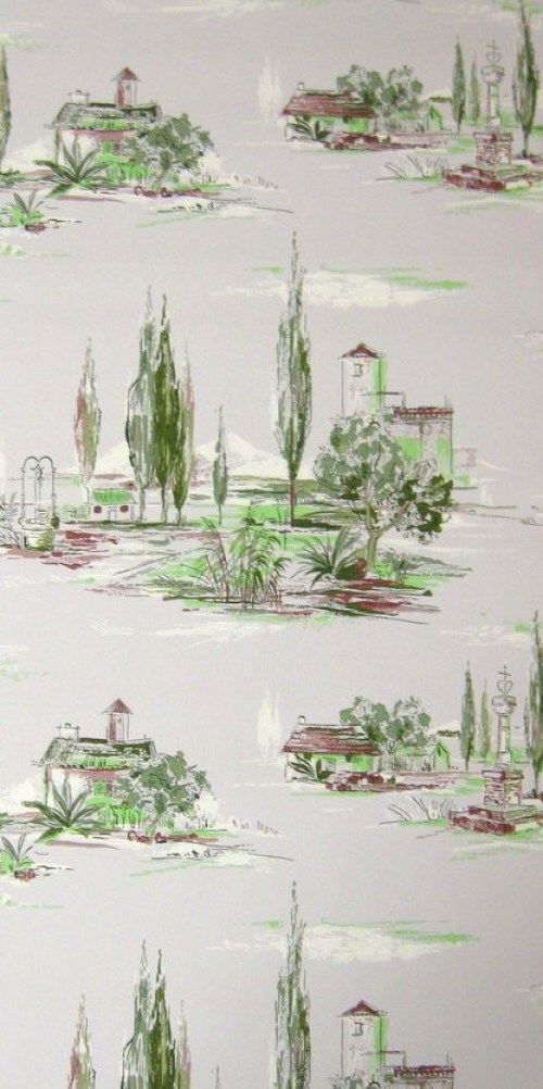Bild 1 von Tapete Toskana