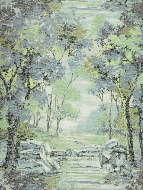 Bild 3 von Tapete Landschaft