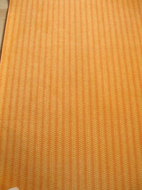 Bild 2 von Tapete Streifen Orange