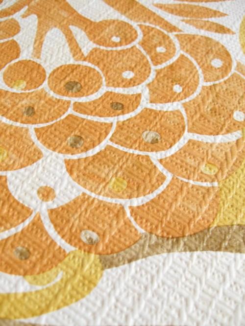 Bild 4 von Tapete Vera Orange