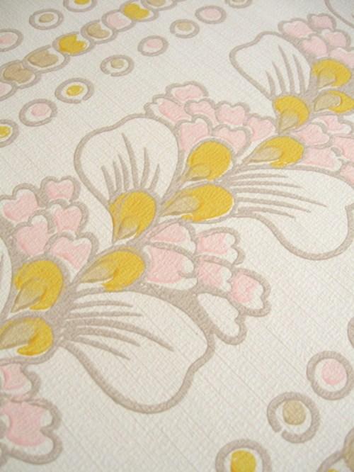 Bild 3 von Tapete Blütenweiß