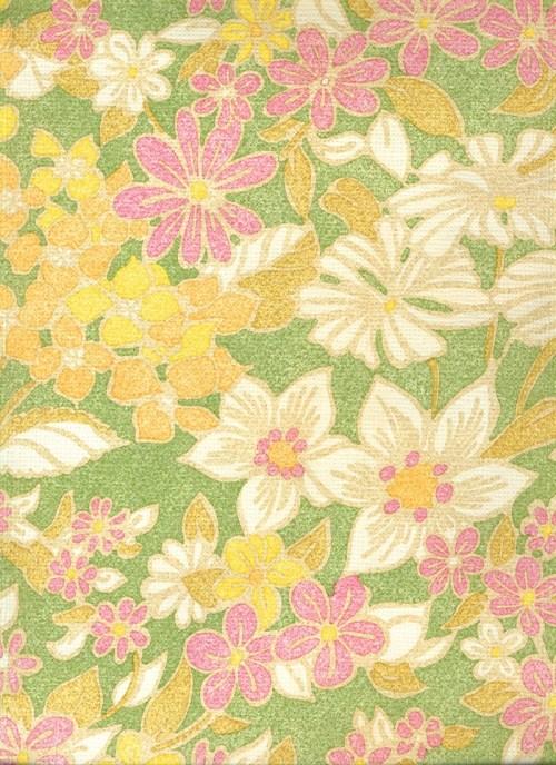 Bild 2 von Tapete Frühlingswiese