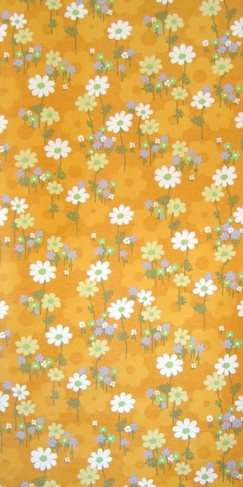 Bild 1 von Tapete VinylPrilblume Gelb