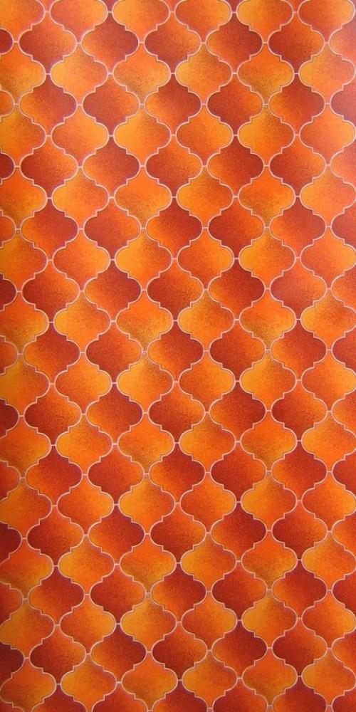 Bild 1 von Tapete Florenz Orange