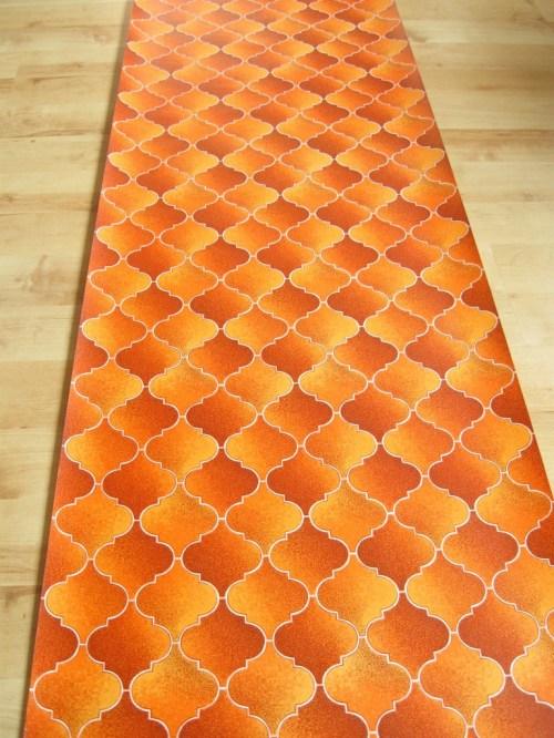 Bild 2 von Tapete Florenz Orange