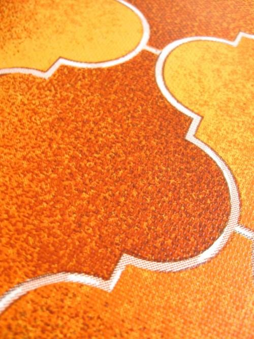 Bild 4 von Tapete Florenz Orange