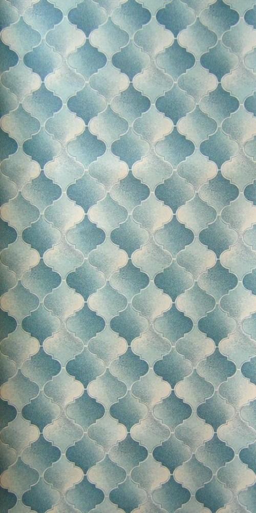 Bild 1 von Tapete Florenz Turquoise
