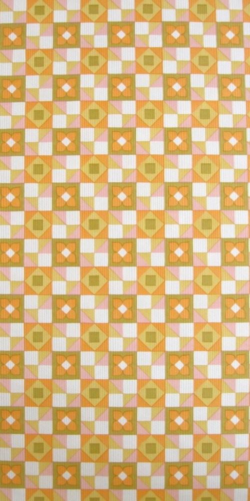 Bild 1 von Tapete Mosaik hellrosa