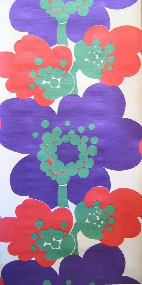 Bild 1 von Tapete Big Blossoms