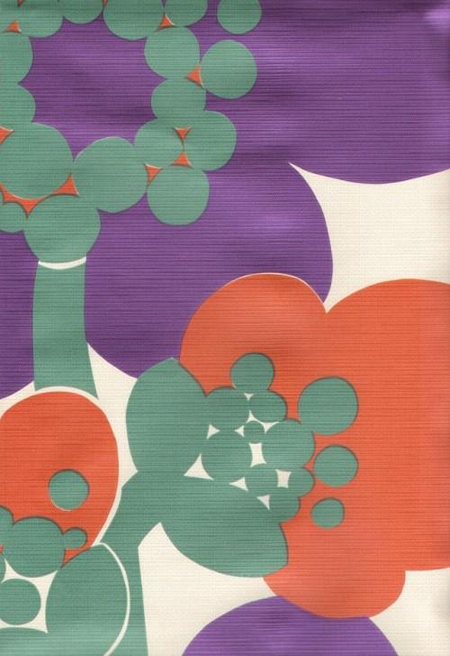 Bild 2 von Tapete Big Blossoms