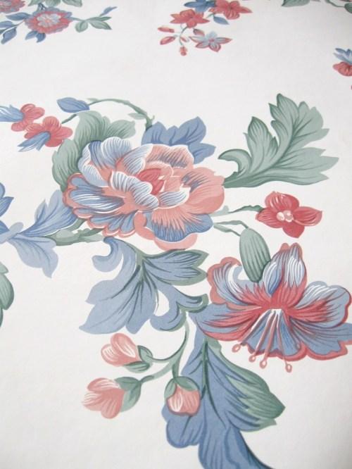Bild 3 von Tapete Gardenia Weiß
