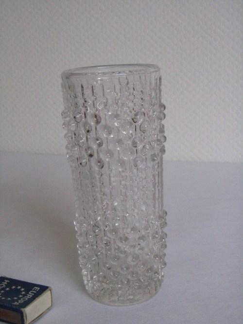 Bild 2 von 70er Glasvase