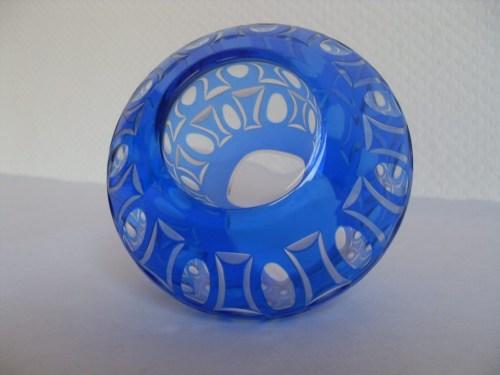 Bild 2 von 70er Kristallglasvase