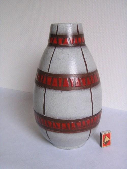 Bild 1 von 70er Bodenvase
