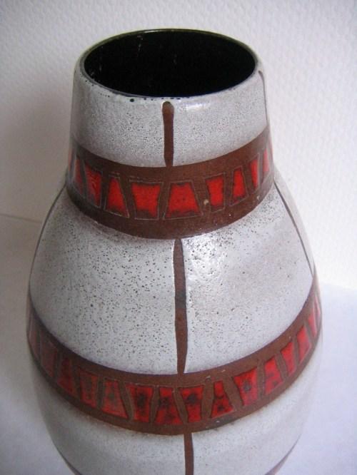Bild 2 von 70er Bodenvase