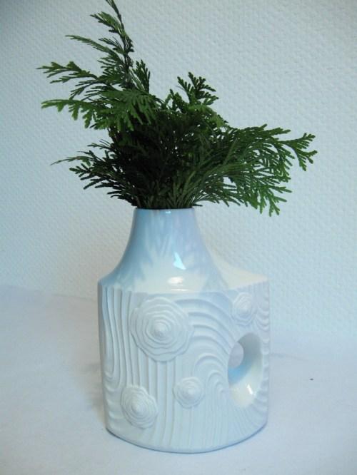 Bild 1 von Bisquitporzellan Vase