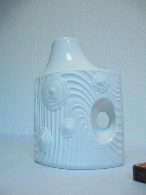 Bild 2 von Bisquitporzellan Vase