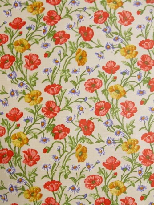 Bild 3 von Tapete Feldblumen