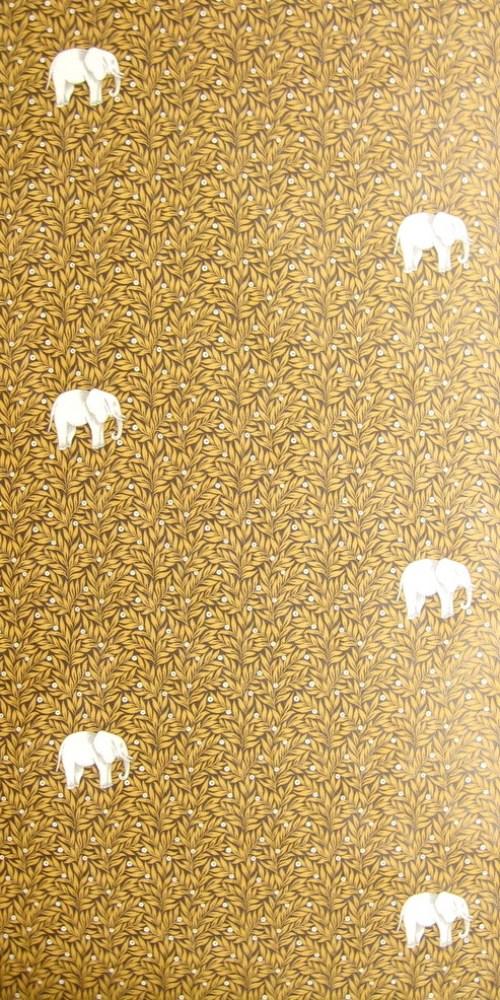Bild 2 von Tapete Observed Elefant