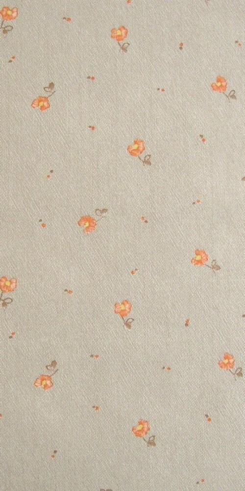 Bild 1 von Tapete Carrot Bloom