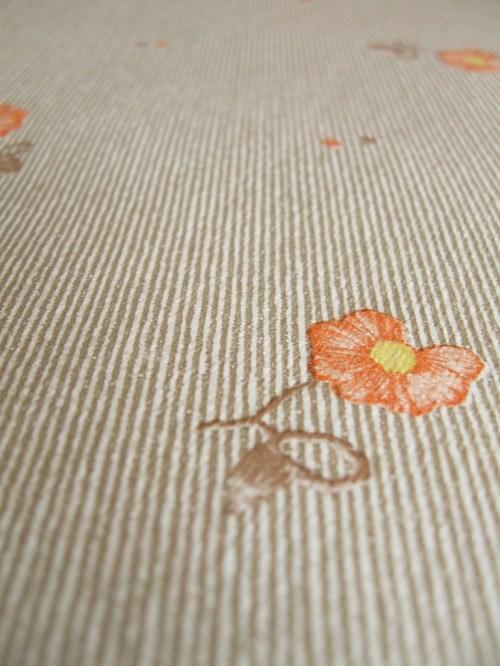 Bild 3 von Tapete Carrot Bloom