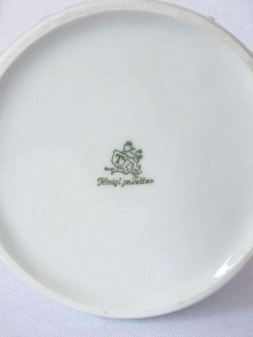 Bild 3 von 70er Vase Königlich preußisch Tetter