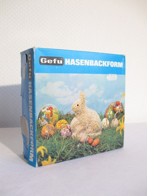 Bild 1 von 70er Hasenbackform