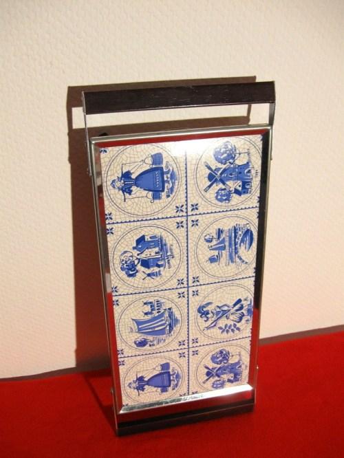 """Bild 1 von Warmhalteplatte """"Delft"""""""
