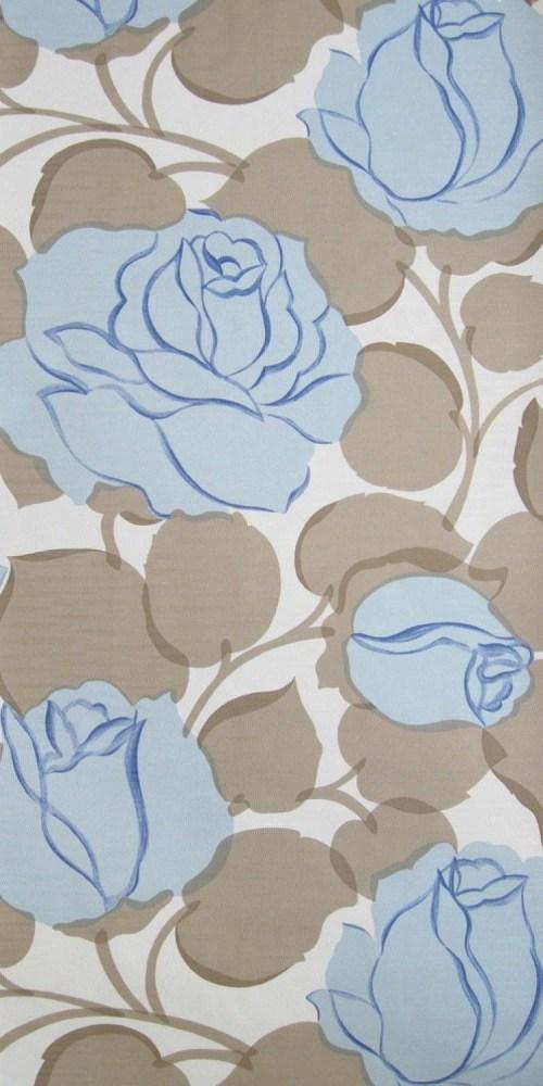 Bild 1 von Tapete Rose Blau
