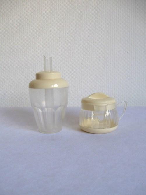 Bild 1 von 60er Milch und Zucker-Set