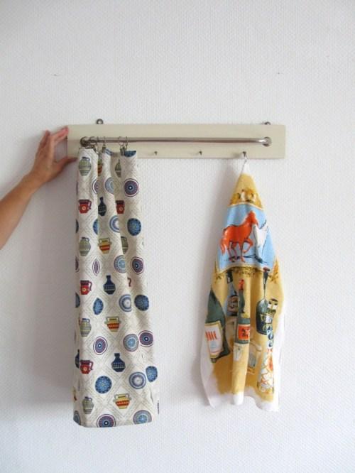Bild 1 von 50er Küchenhandtuchhalter