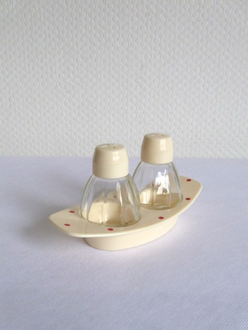 Bild 1 von 60er Salz und Pfeffer Set