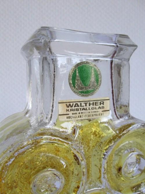 Bild 2 von 70er Glasvase Walther