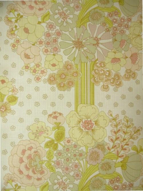 Bild 3 von Tapete Tree of Flowers