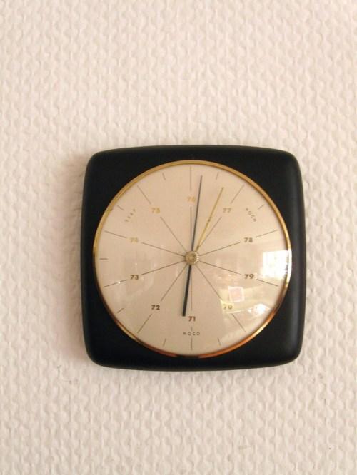 Bild 2 von 50er Barometer Moco