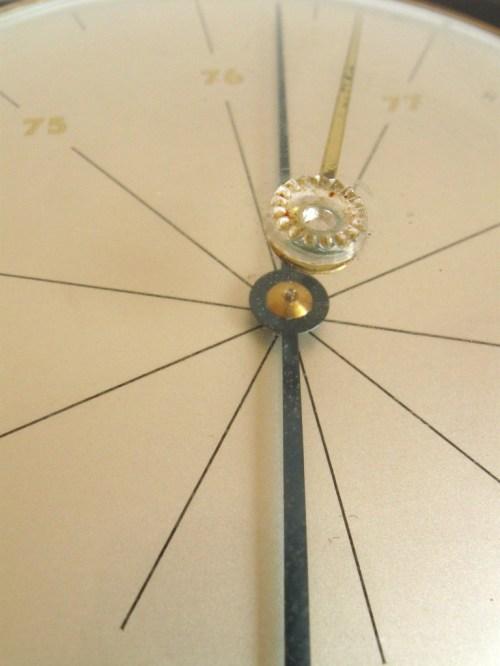 Bild 3 von 50er Barometer Moco