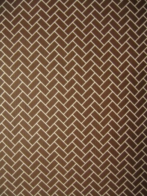 Bild 3 von Tapete Zigzag