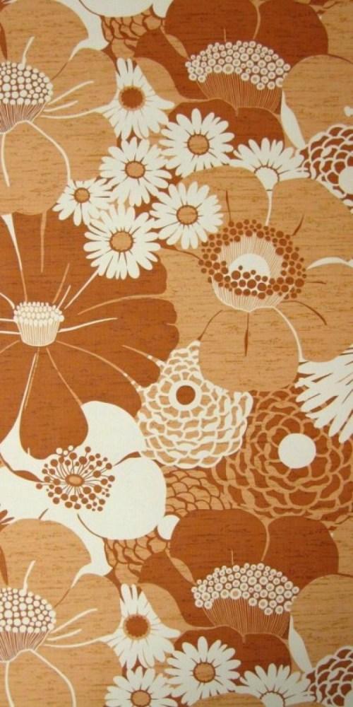 Bild 1 von Tapete Wall of Blossoms