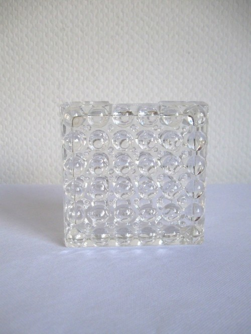Bild 2 von 70er Zweigvase Bubble-Optik
