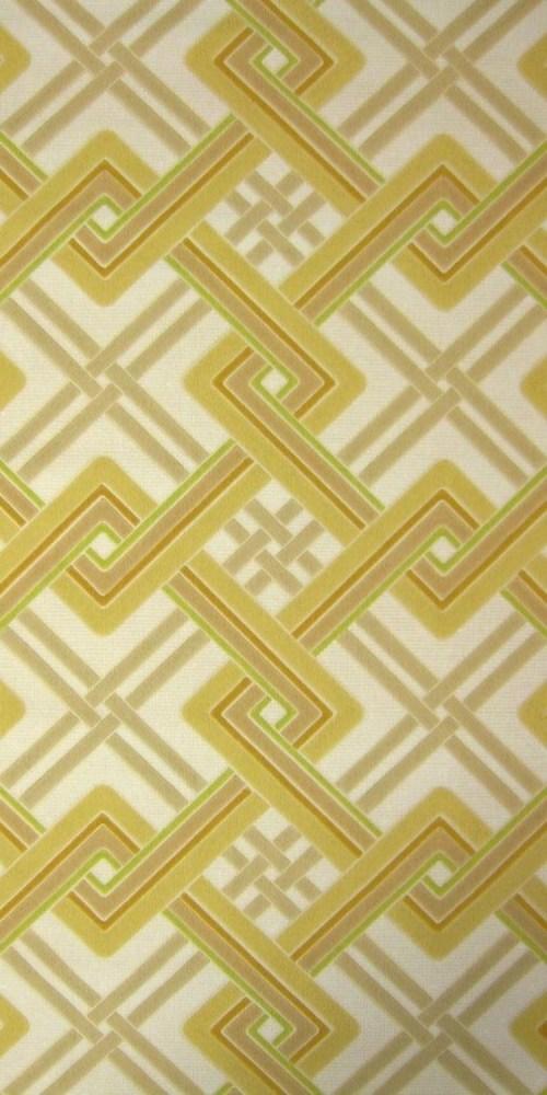Bild 1 von Tapete Linked Squares