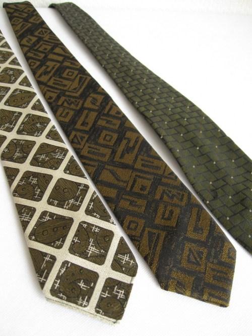 Bild 1 von 70er Krawatten
