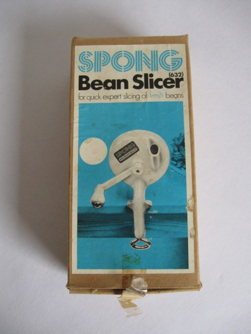 Bild 5 von 60er Bohnenschneider Bean Slicer