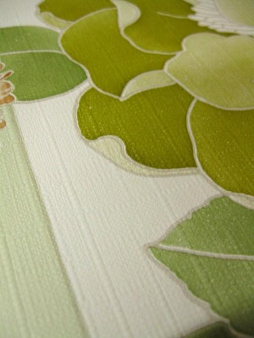 Bild 4 von Tapete Trellisa grün