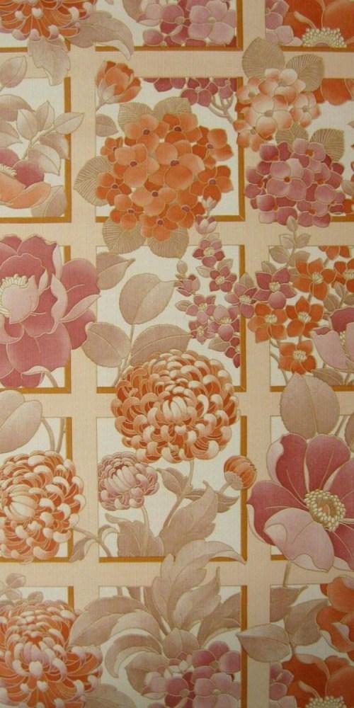 Bild 1 von Tapete Trellisa pink