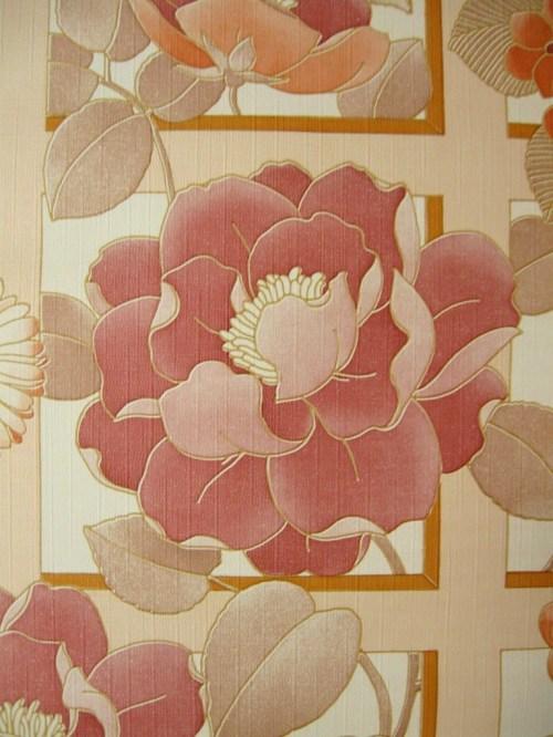 Bild 3 von Tapete Trellisa pink
