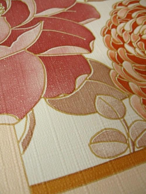 Bild 4 von Tapete Trellisa pink