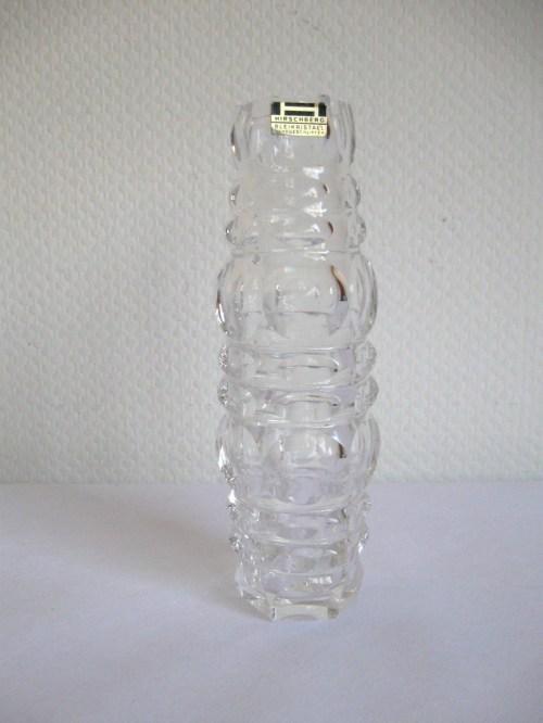 Bild 1 von Glasvase Hirschberg