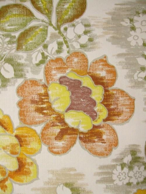 Bild 3 von Tapete Marylin Orange