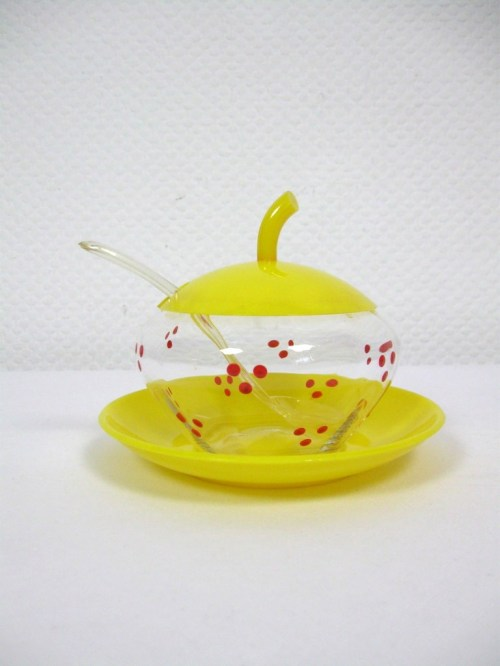 Bild 1 von 60er Marmeladentöpfchen